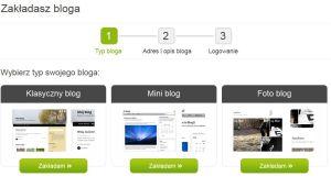 zakladanie bloga