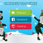 Zrób własne świąteczne wideo. Świąteczne wideo ze zdjęciem twoich znajomych!