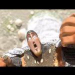 Krótkometrażowy zabawny film, o niezbyt odważnym rycerzu.