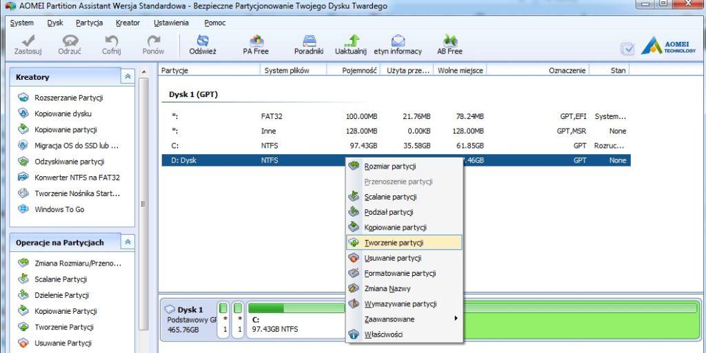 tworzenie-partycji-aoemei-partition-assistant
